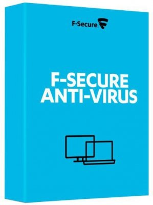 F-secure Anti-virus PL 1 PC 1 ROK ESD