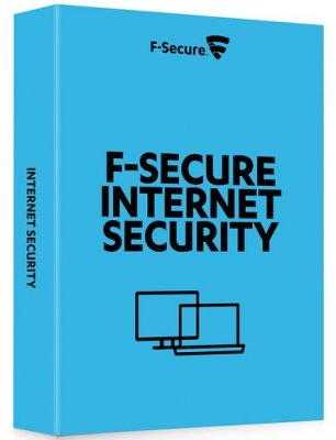 F-secure Internet Security PL 3 PC 1 ROK ESD