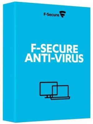 F-secure Anti-virus PL 3 PC 2 LATA ESD