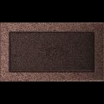 KRATKA kominkowa 17x30 miedziana malowana