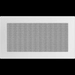 KRATKA kominkowa 17x30 biała
