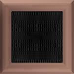 KRATKA kominkowa galwaniczna 17x17 Oskar miedziana