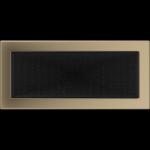 KRATKA kominkowa 17x37 złoto galwaniczne