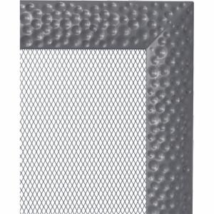 KRATKA kominkowa Venus 22x30 grafitowa