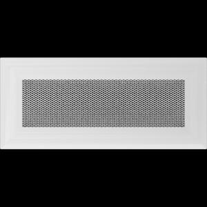 KRATKA kominkowa OSKAR 11x24 biała