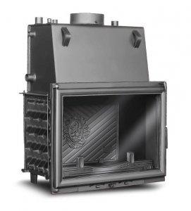KAWMET Wkład kominkowy Modern-W11 CO 18,0 kW z szybrem