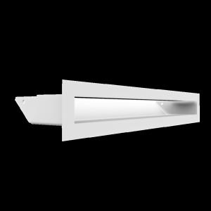 Kratka kominkowa LUFT biały 6x40