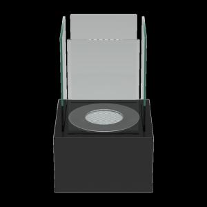 BIOKOMINEK TANGO 1 czarny z certyfikatem TÜV
