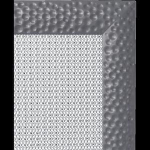 KRATKA kominkowa Venus 11x32 grafitowa