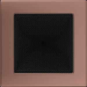 KRATKA kominkowa 17x17 miedź galwaniczna