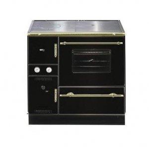 Kocioł kuchenny K 148 czarny z płaszczem wodnym
