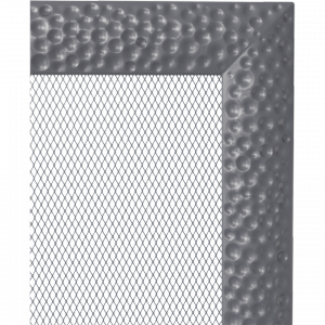 KRATKA kominkowa VENUS 11x42 grafitowa