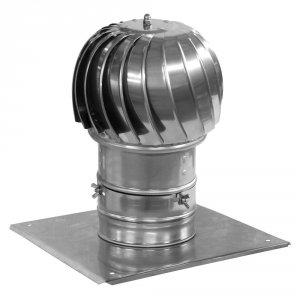 Nasada kominowa Turboflex max nierdzewny 150mm