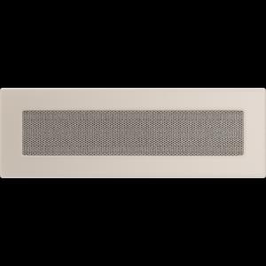KRATKA kominkowa 11x32 kremowa