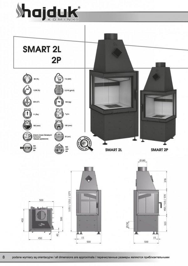 HAJDUK Smart 2P