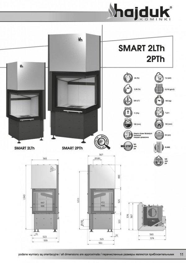 HAJDUK Smart 2PTh