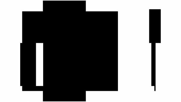 Ramka stalowa do wkładu Zuzia-Eryk DECO