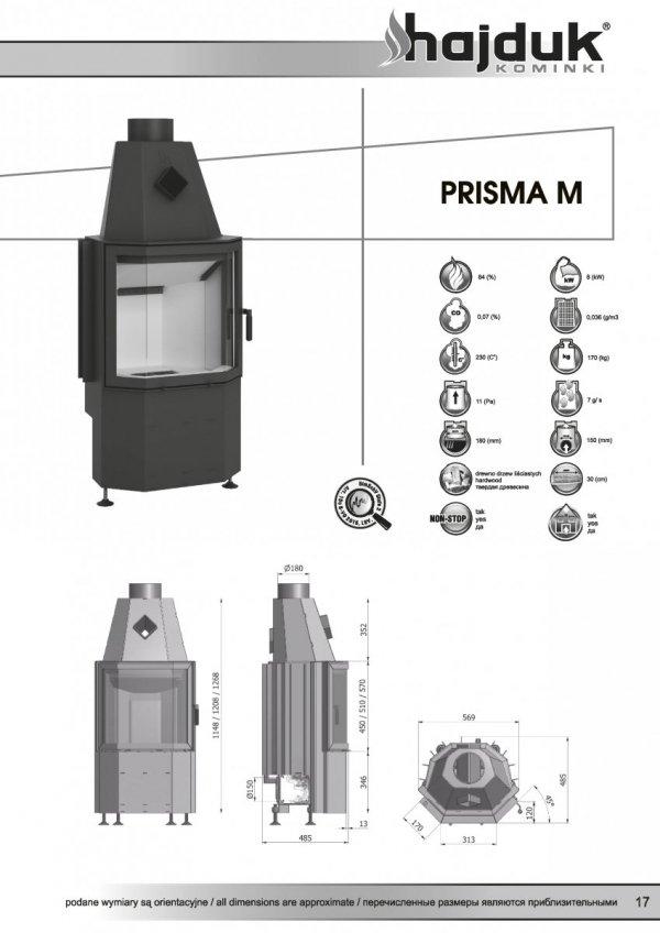 HAJDUK Prisma M