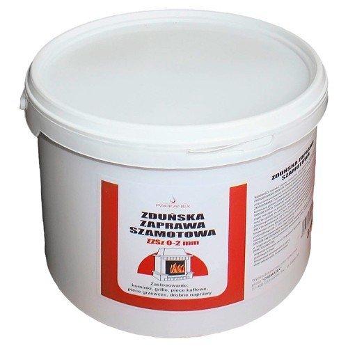 Zaprawa szamotowa - wiaderko 10kg