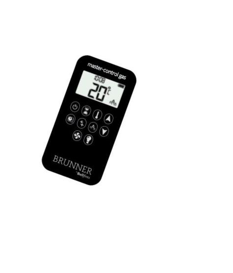 Brunner Klassik- Kamin 65/100 gaz