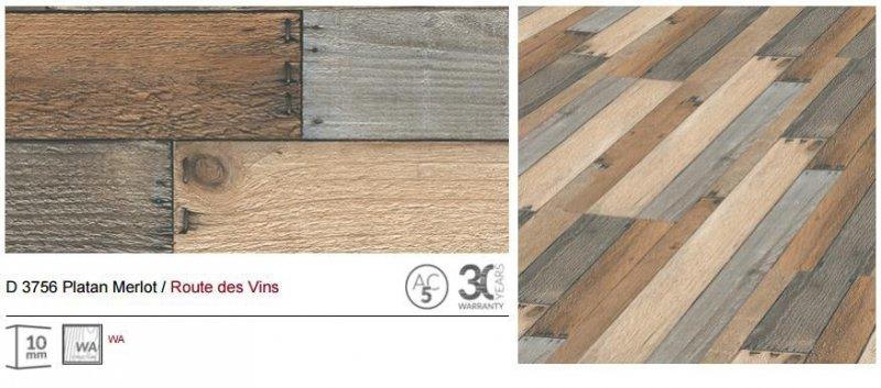 KRONOPOL - panele podłogowe D 3756 Platan Merlot / Route des Vins