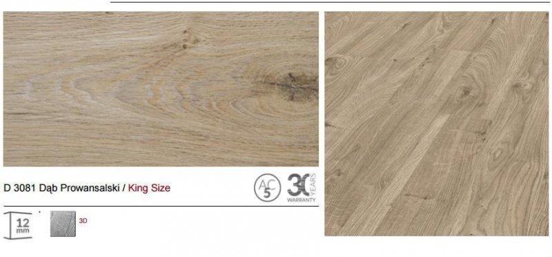 KRONOPOL - panele podłogowe D 3081 Dąb Prowansalski / King Size