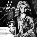 Mozart, Orkiestra Symfoniczna Filharmonii Narodowej, Stanislaw Wisłocki - Symfonia Nr 41 C-dur KV 551 - Jowiszowa / Symfonia Nr 25 G-moll KV 183 (LP)