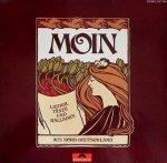 Moin - Lieder Tänze Und Balladen Aus Nord-Deutschland (LP)
