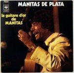 Manitas De Plata - La Guitare D'Or De Manitas (LP)