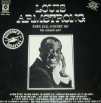 Louis Armstrong - Town Hall Concert 1947 (The Unissued Part) (LP)