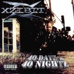 Xzibit - 40 Dayz & 40 Nightz (CD)