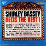 Shirley Bassey - Shirley Bassey Belts The Best (LP)