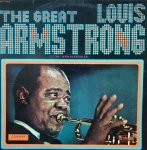 Louis Armstrong And His Orchestra - The Great Louis Armstrong (LP)