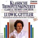 Klassische Trompetenkonzerte Vol. 2 Ludwig Guttler (CD)