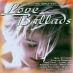 The Alltime Greatest - Love Ballads (CD)