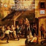 Jean-Claude Malgoire, La Grande Ecurie Et La Chambre Du Roy, Florilegium Musicum De Paris - 16th Century Dances From Court And Village / Tanzmusik Der Renaissance (LP)