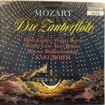 Mozart, Hilde Güden, Walter Berry, Kurt Böhme, Wiener Philharmoniker, Karl Böhm - Die Zauberflöte (LP)