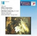 Mozart - Flute Concertos - Clarinet Concerto (CD)