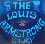 Louis Armstrong And His Hot Seven - The Louis Armstrong Story Vol. 2 (LP)