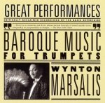 Wynton Marsalis - Baroque Music For Trumpets  (CD)
