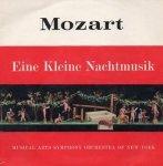 Mozart, Musical Arts Symphony Orchestra Of New York - Eine Kleine Nachtmusik (7'')
