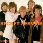 Secret Service - Greatest Hits (LP)