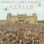 Barclay James Harvest - Berlin (A Concert For The People) (CD)