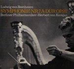 Ludwig van Beethoven, Berliner Philharmoniker, Herbert von Karajan - Symphonie Nr. 7 A-dur Op. 92 (LP)