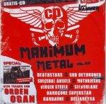 Maximum Metal Vol. 158 (CD)