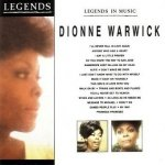 Dionne Warwick - Legends In Music: Dionne Warwick (CD)