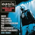 Oasis On The Road World Tour 2005 (CD)