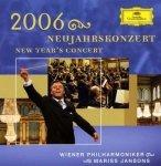 Wiener Philharmoniker, Mariss Jansons - Neujahrskonzert 2006, New Year's Concert 2006 (2CD)