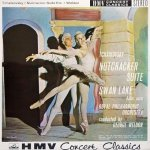 Tchaikovsky, Royal Philharmonic Orchestra Conducted By George Weldon - Nutcracker Suite / Swan Lake Ballet Suite (LP)