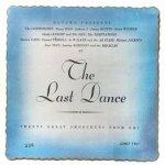 The Last Dance (LP)